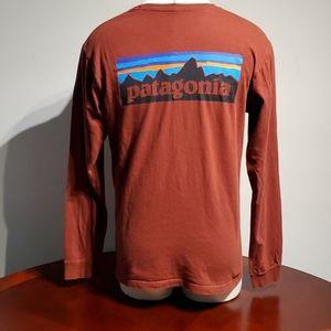 Patagonia RESPONSIBILI-TEE Logo Long Sleeve T